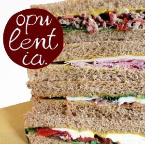 Club sandwich Opulentia